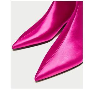 🌟Brand New Zara Flat booties